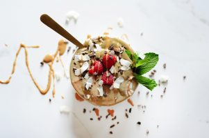 Smoothie Spotlight: Why We Flip For Mint Cacao Chip
